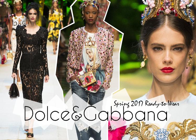 Dolce&Gabbana Spring 2017