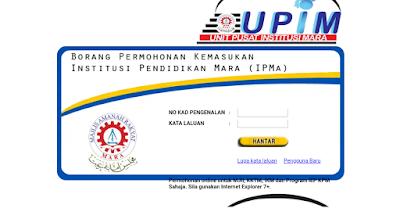 Permohonan Kolej Profesional MARA 2019 (Program Diploma)