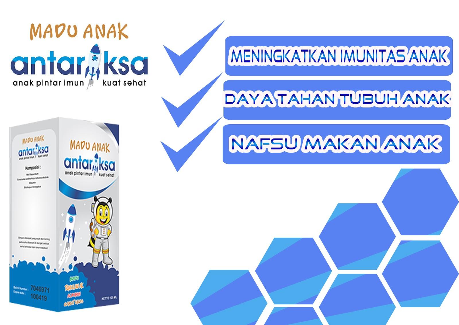 Vitamin Anak Antariksa