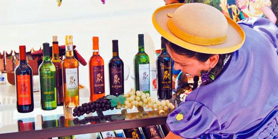 Brasil se interesa en importar vino de Tarija