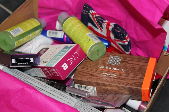 British Beauty Blogger Beauty Box 2 unboxing