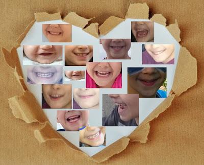 Quando sento i vostri #sorrisi