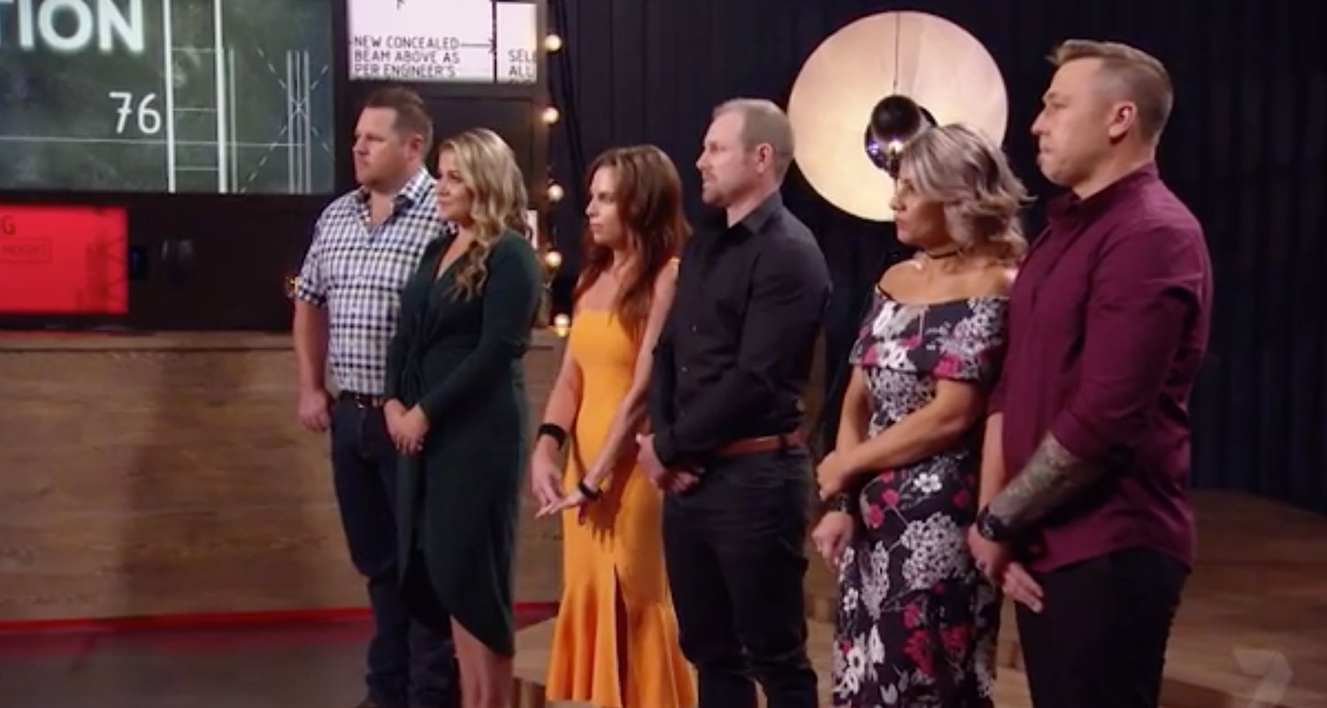 The 'House Rules' 2018 Grand Finalists Revealed