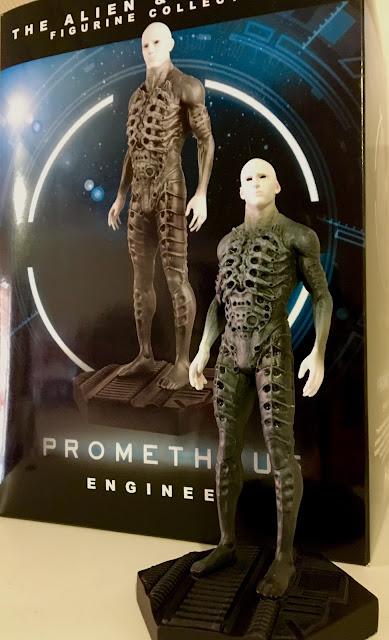 Issue 14 Prometheus Engineer Figurine