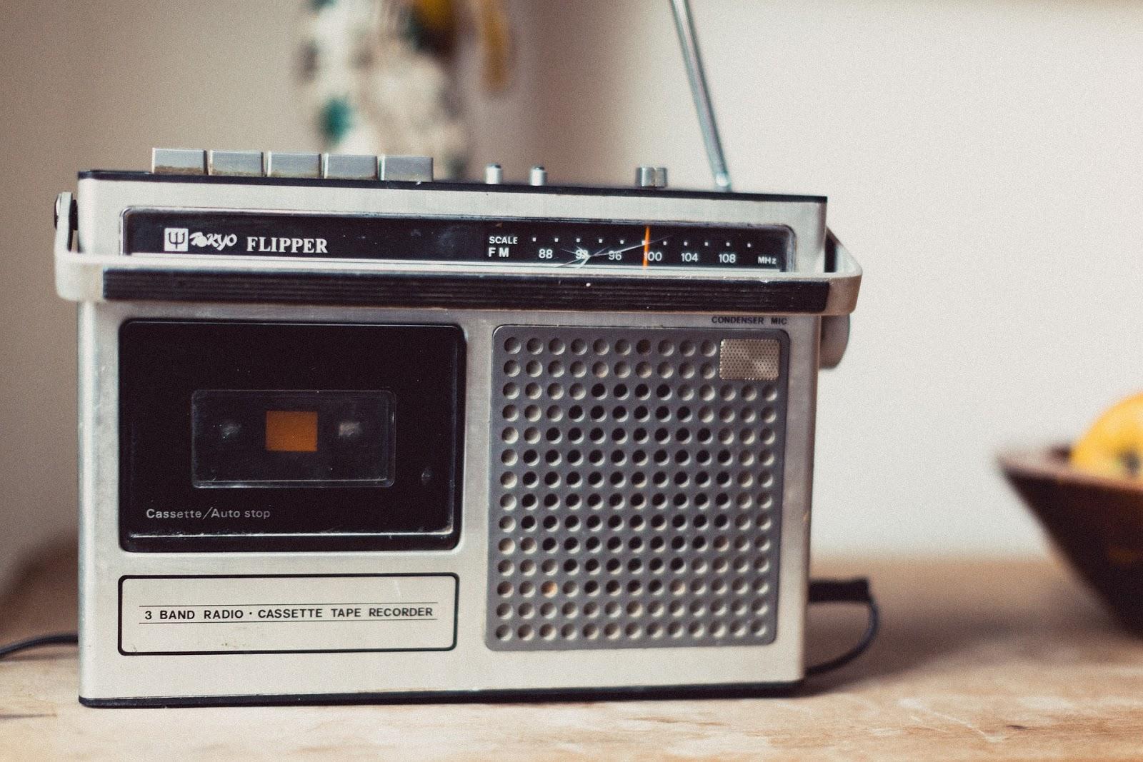 Wywiad w radiu