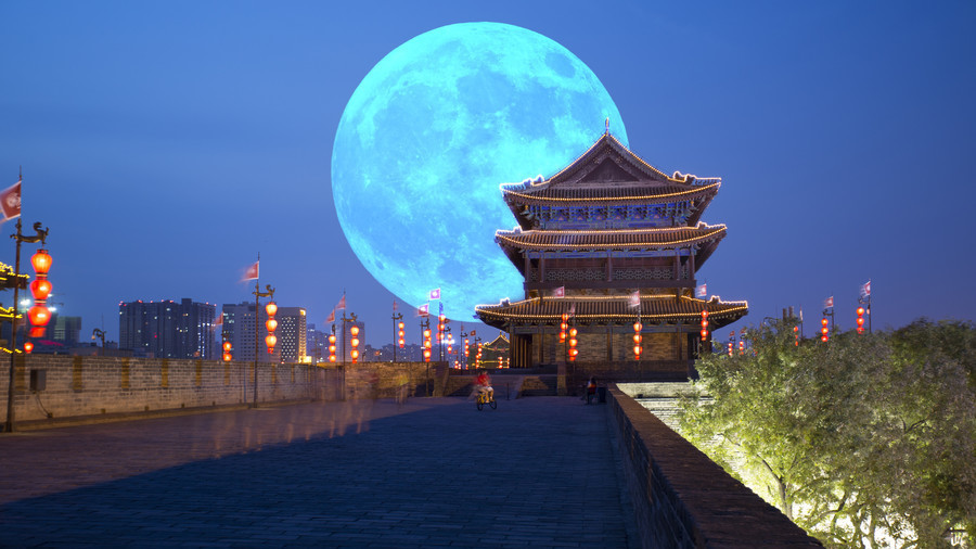 China Plans To Reduce Energy Costs Of City Lights By Launching An Artificial, Extra-Bright Moon