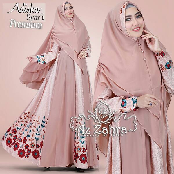 Murah N Ori Collection Adiska Syar 39 I By Azzahra