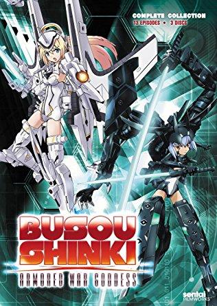 Busou Shinki 13/13