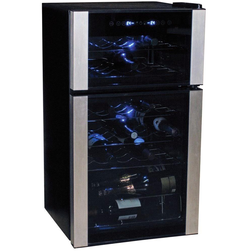 the best wine refrigerator reviews. Black Bedroom Furniture Sets. Home Design Ideas