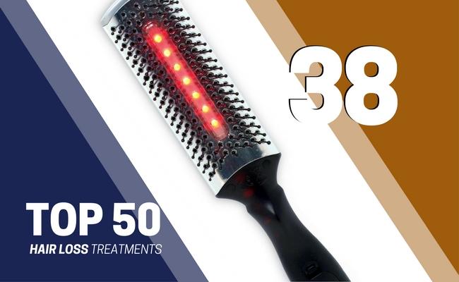 Top 50 Hair Loss Treatments 38 Infrared Hair Massaging