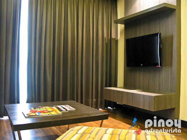 HOTELS IN BGC TAGUIG F1 Hotel Manila