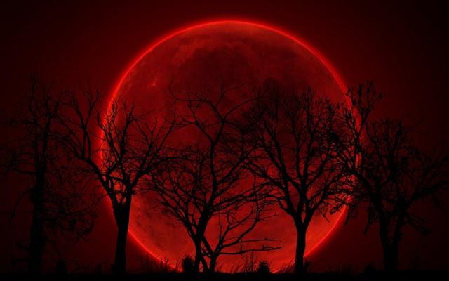 Fakta Dibalik Gerhana Bulan yang Disangka Sangat Berbahaya dan Mistis, Ternyata Begini