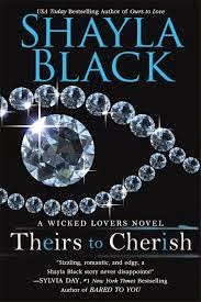 Theirs to Cherish by Shayla Black Coming March 4th