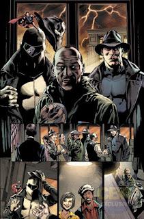 """Comic: """"Freedom Fighters"""" el nuevo cómic de DC nos presenta al hijo de Hitler"""