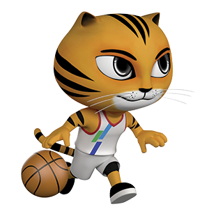 Icon Pictogram SEA Games 2017 Basketball
