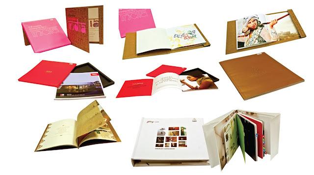 các mẫu in catalogue