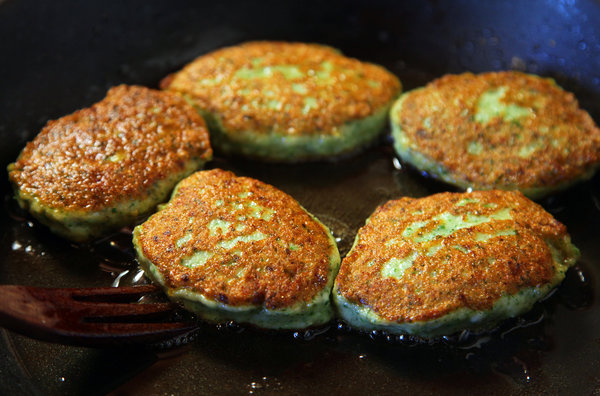 Thai Style Sea Scallop Cakes Recipe