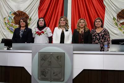 Fija Coordinadora del GPPT Magdalena Uribe Peña posicionamiento con motivo del Día Internacional de la Mujer