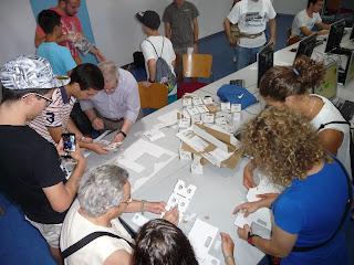 Cloenda del Taller de Realitat Virtual a Lleida, tot un èxit !