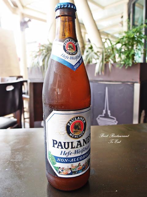 Brotzeit Bier and Bar Sunway Pyramid Oktoberfest 2016  Non Alcoholic Drink Paulaner Hefe WeiBbier