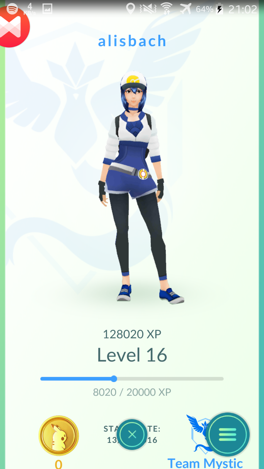 Cara Mengedit Karakter Avatar Pokemon Go - Alisbach