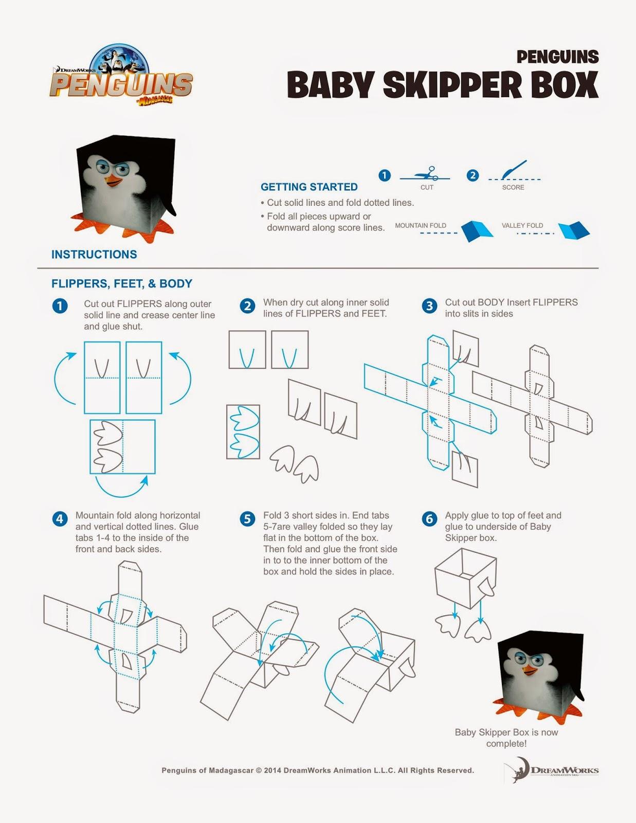 Penguins Of Madagascar Free Printables Amp Giveaway