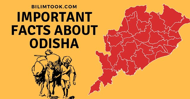 Important Facts About Odisha