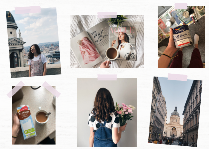 A lifestyle roundup of my week at university featuring all I've bought, watched, eaten, seen and been up to. Featuring a few days in Budapest, carrying out my homelessness research and a bathroom redecoration
