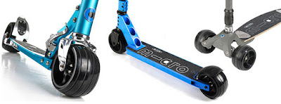 The latest Micro Scooters