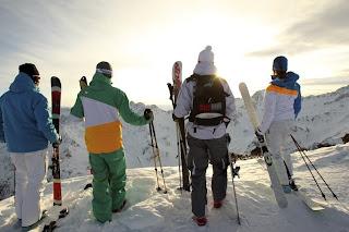 Skigebiet Schnalstal, Skiurlaub in Südtirol