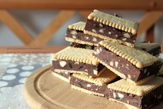 domowa czekolada, domowa czekolada z bakaliami
