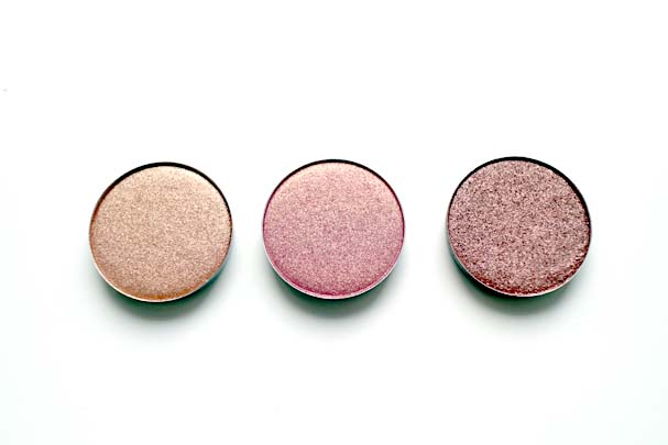 Colourpop Pressed Shadows - Save It For Later, Come and Get It, High Strung