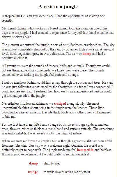 Easy review essay topics