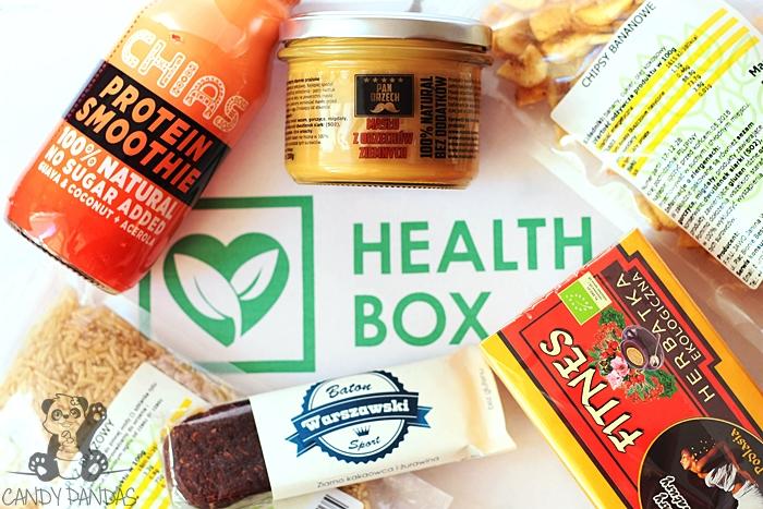 Pudełko zdrowych skarbów cz.5 SPORTOWA - health box (health-box.pl)