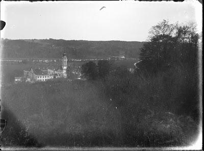 Kloster Schäftlarn - Abtei Schäftlarn - um 1910-1930