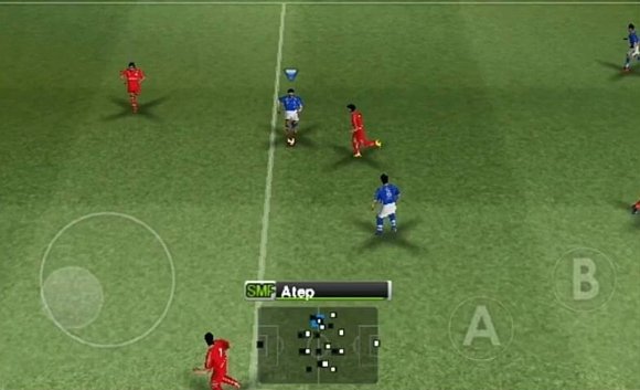 Downlaod PES 2011 Mod Indonesia League 2018 Apk