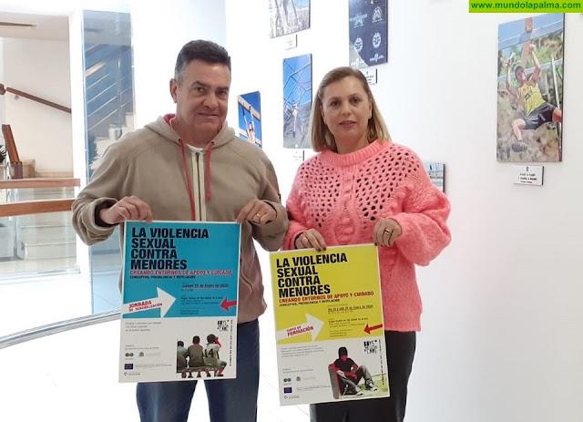 El Ayuntamiento de Los Llanos de Aridane organiza un curso y una jornada para la detección y prevención de la violencia sexual contra menores
