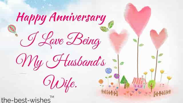 the best anniversary wishes for husband