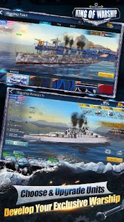 Games King of Warship: National Hero App