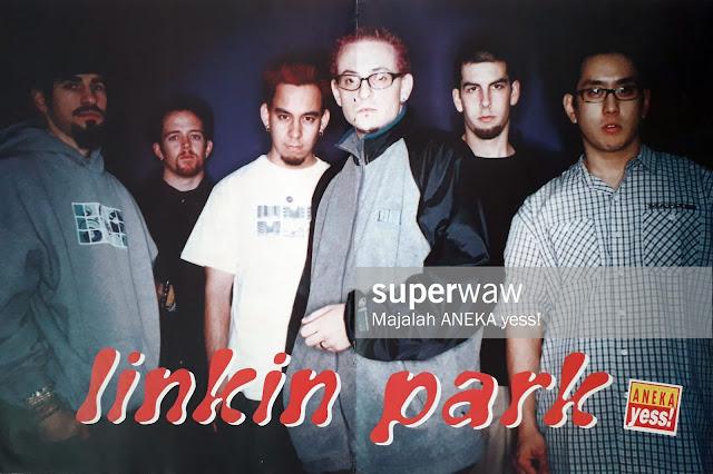 POSTER LINKIN PARK