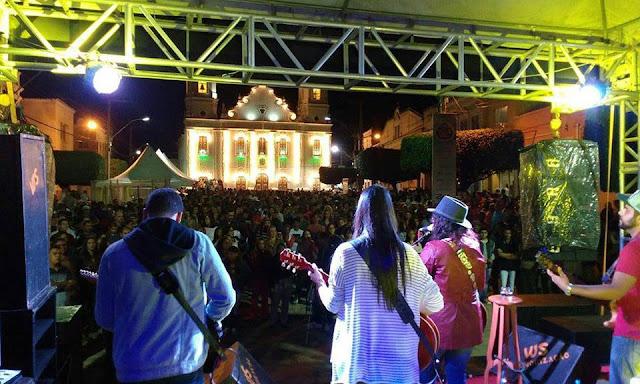 Em Água Branca/AL, confira imagens da primeira noite do 14° Festival de Inverno