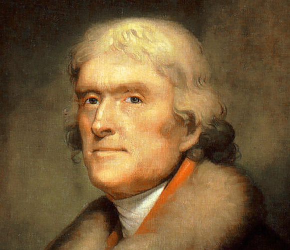 Carroll Bryant: The Presidents: Thomas Jefferson