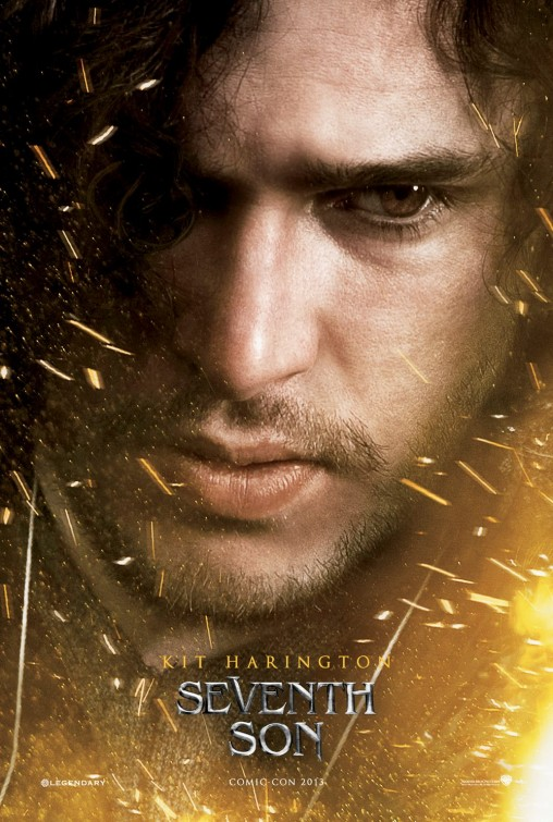 Seventh Son Kit Harrington Character Poster