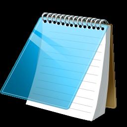 Bloc de notas - Accesorios de Windows