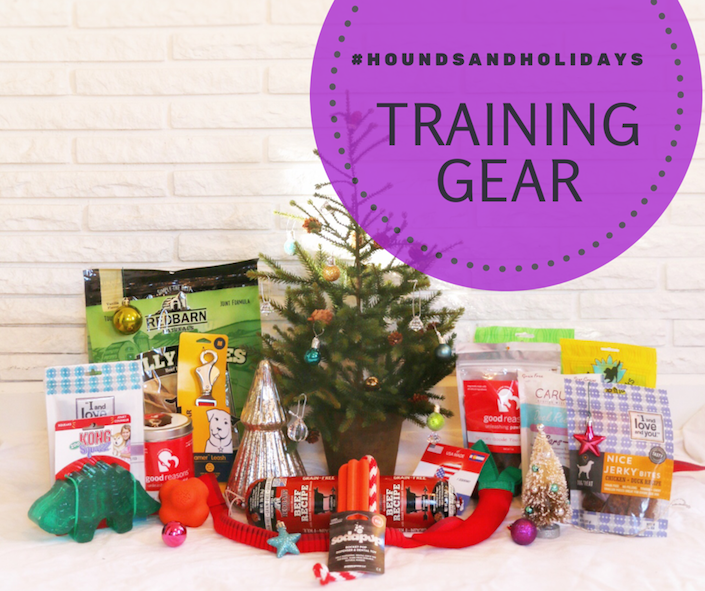 Hounds, Holidays, and Hot Buys Training Gear Giveaway #houndsandholidays