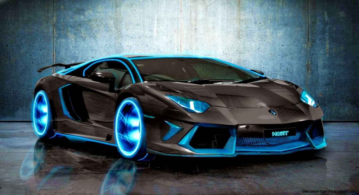 Tron Lamborghini Aventador Wallpaper Wallpapers Gallery