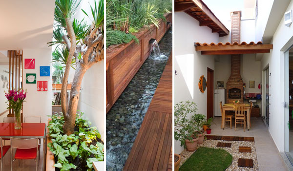 18 Clever Design Ideas for Narrow and Long Outdoor Spaces ... on Long Narrow Backyard Design Ideas id=46700