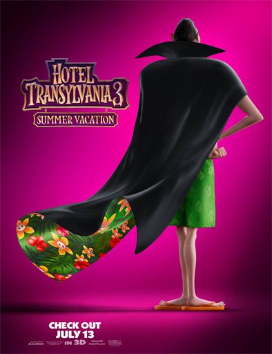 Hotel Transylvania: Summer Vacation (2018)