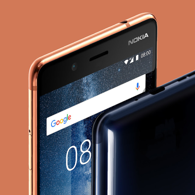 nokia 8 powerful phone launched by nokia in indai