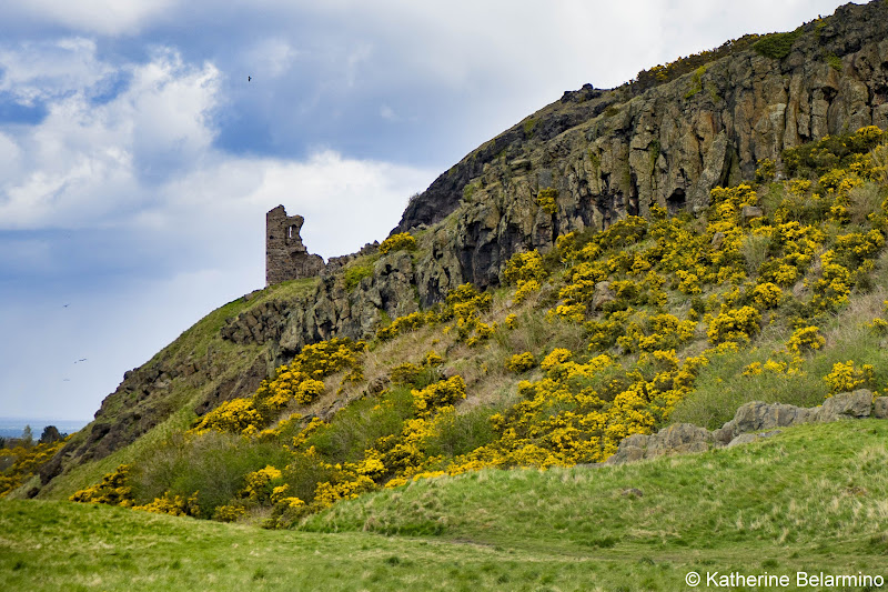 St. Anthony's Chapel Holyrood Park Things to Do in Edinburgh in 3 Days Itinerary